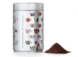 illy illy Art Collection 25th Anniversary Can Dark Roast Ground Espresso