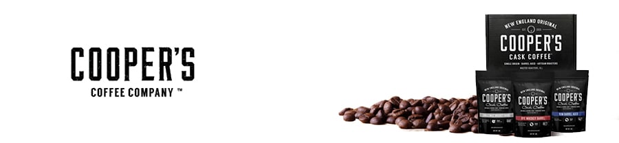 Cooper Cask Coffee Coupon