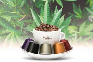 CBD Coffee Pods