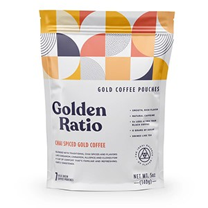 Golden Ratio Coffee - Chai Spiced