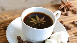 CBD Pain Relief Coffee