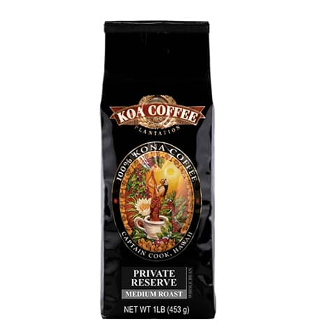 Kona Coffee - Mother's Day Coffee Gift