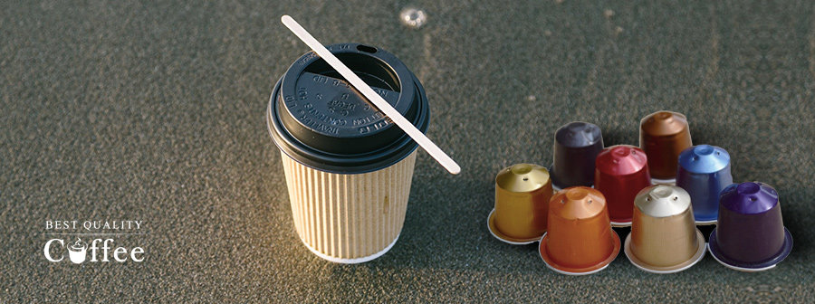 Recycle Plastic Coffee Cups and K Cups