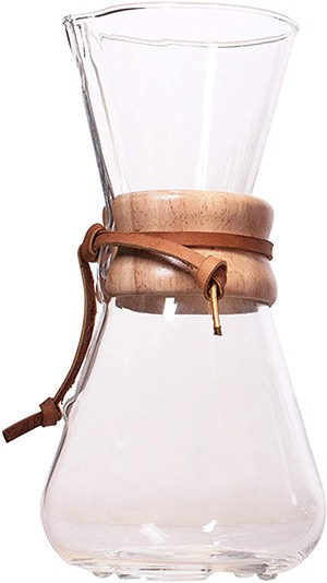 Chemex - Pour Over Brewer