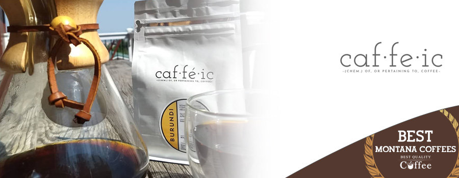 Caffeic Coffee - Best Montana Coffee