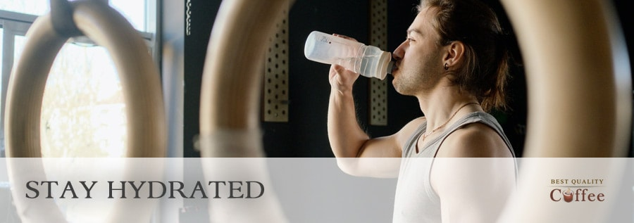 Stay Hyrdated - Pre-workout Routine