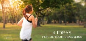 Ideas for Outdoor Exercises