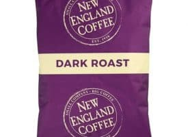 New England French Roast Coffee Portion Pack