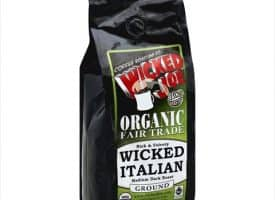 COFFEE GROUND ITAL D ROST-12 OZ -Pack of 6
