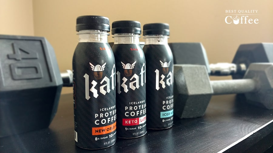 Protein Coffee Kaffi Review