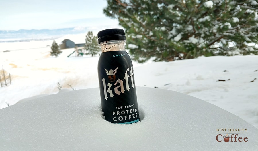 Kaffi Protein Coffee Review