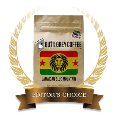 Top Choice Out of the Grey Mountain Coffee