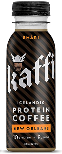 Kaffi Protein Coffee - New Orleans
