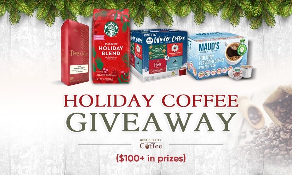 Holiday Coffee Giveaway