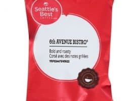 SEA12420873 6th Avenue Bistro Ground Level Coffee Packs - Pack of 18