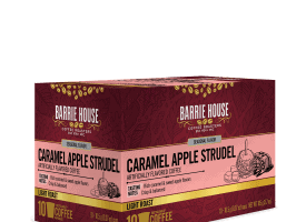 Barrie House Caramel Apple Light Roast Coffee Pods 10ct