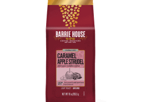Barrie House Caramel Apple Light Roasted Coffee 10oz