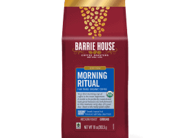Barrie House Morning Ritual Organic Fair Trade Coffee 10oz