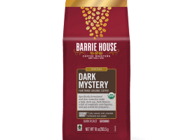 Barrie House Dark Mystery Organic Fair Trade Coffee 10oz