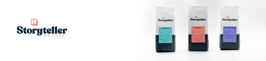 Storyteller Coffee Coupons