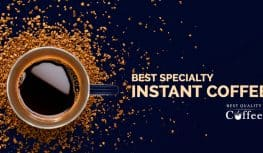 Best Specialty Instant Coffee