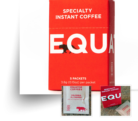 Equator Coffee Specialty Instant Coffee