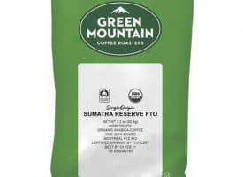 Green Mountain Coffee Sumatra Reserve Ground Coffee