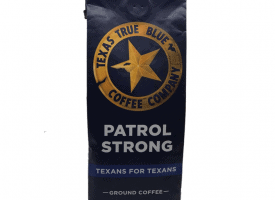 Texas True Blue Coffee Patrol
