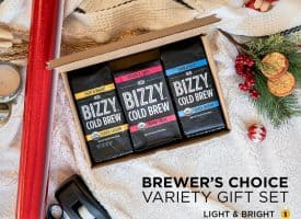 Bizzy Coffee Cold Brew Variety Pack
