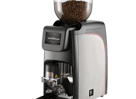 Faema Groundbreaker with Auto-Tamper Commercial Coffee Grinder