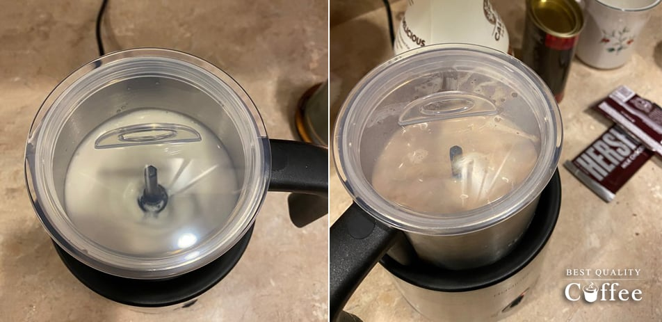 HadinEEon Milk Frother Review
