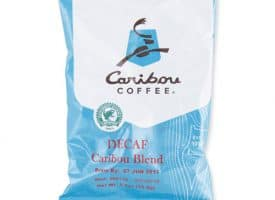 Caribou Coffee® Decaf Caribou Blend Coffee Fractional Packs, 2.5