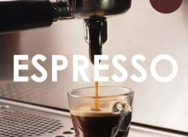 Espresso Decaf Coffee