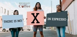 Is it Espresso or Expresso