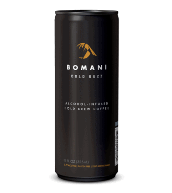Bomani Hard Coffee