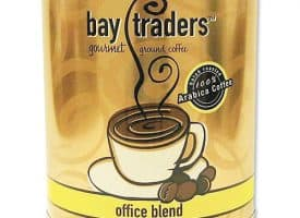 Bay Traders™ Office Blend Ground Coffee, 34.5 oz Can