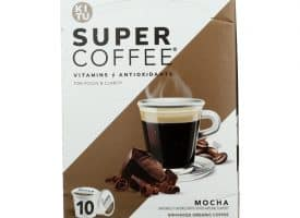 HG2589091 3.56 oz Coffee K-cup Mocha - 10 Count - Case of 6