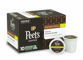Decaf House Blend K-Cup® Pods