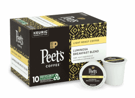 Luminosa Breakfast Blend K-Cup® Pods