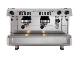 Faema E98 UP 2 Group Automatic Commercial Espresso Machine