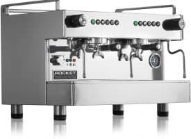 Rocket Boxer Timer 2 Group Automatic Commercial Espresso Machine