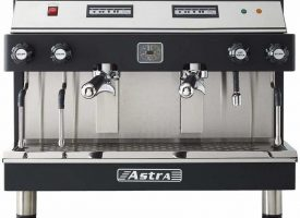 Astra MEGA II Automatic 2 Group Commercial Espresso Machine