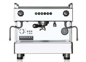 Rocket Boxer Timer 1 Group Automatic Commercial Espresso Machine