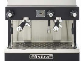 Astra MEGA II Compact Automatic 2 Group Commercial Espresso Machine