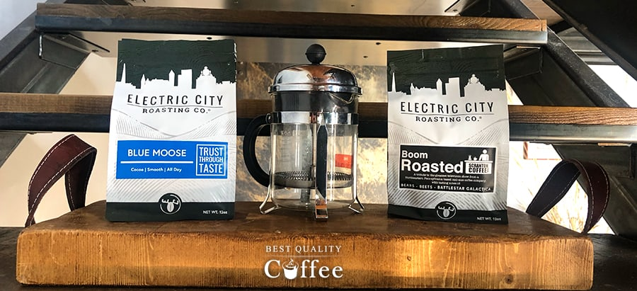 Electric City Roasting Review