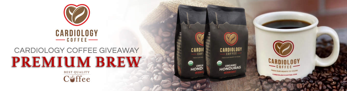 Cardiology Coffee Giveaways - Best Quality Coffee Cardiology Coffee Giveaway – Best Quality Coffee