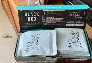 Angels' Cup Coffee Subscription