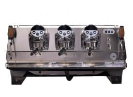 Faema President GTi 3 Group Automatic Commercial Espresso Machine