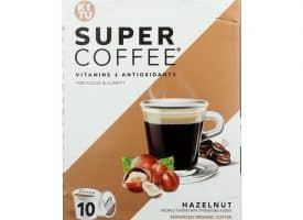 HG2589075 3.66 oz K-Cup Coffee, Hazelnut - 10 Count - Case of 6