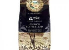 Russell Siu's 3660 on the Rise 10% Kona Blend Coffee